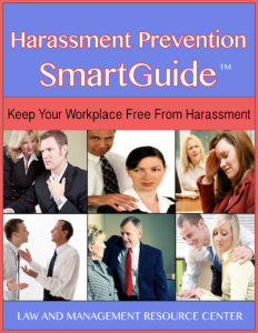 human resources, employment law, san diego, harassment prevention training