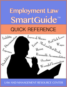human resources, employment law, san diego